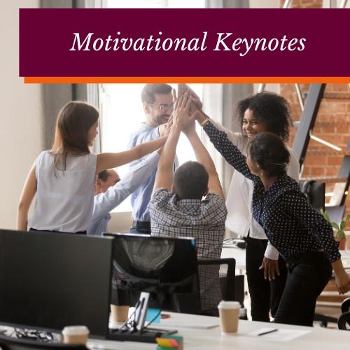 Motivational Keynotes | Spirited Solutions